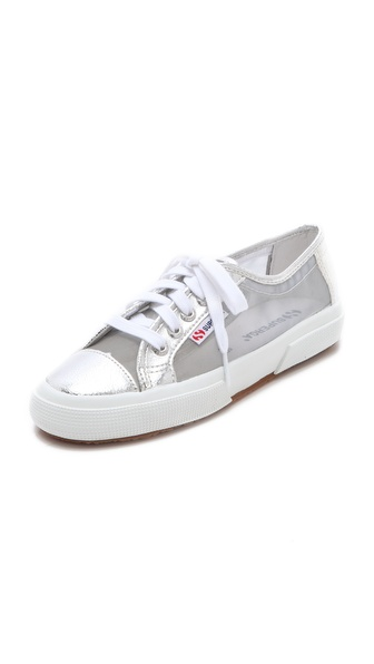 Superga Mesh Metallic Netu Sneakers