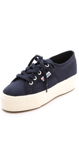 Superga Platform Sneakers at Shopbop.com