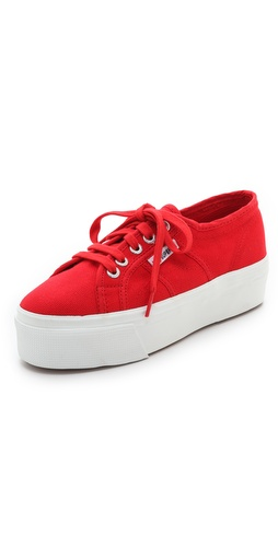 Superga Platform Sneakers at Shopbop / East Dane