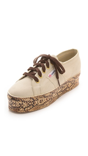 Superga Viper Platform Sneakers