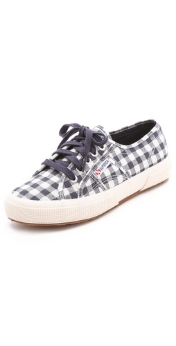 Superga Checker Cotu Sneakers