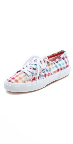 Kupi Superga Madras Lace Up Sneakers i Superga cipele online u Footwear, Womens, Footwear, Sneakers,  prodavnici online