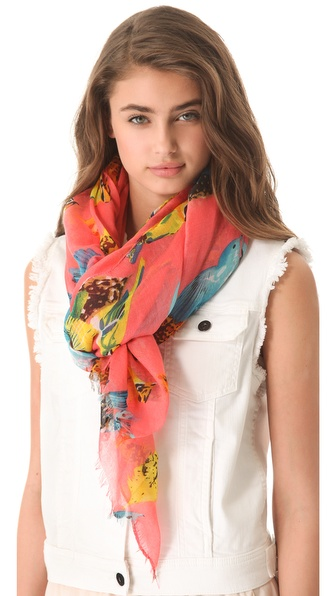 Spun Scarves by Subtle Luxury Chirps Scarf