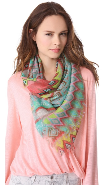 Spun Scarves by Subtle Luxury Diamond Scarf
