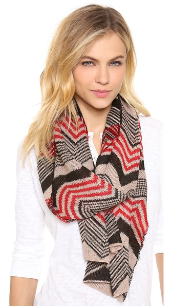 Spun Scarves by Subtle Luxury Infinity Vintage Scarf
