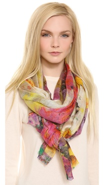 Spun Scarves by Subtle Luxury Tiger's Eye Scarf