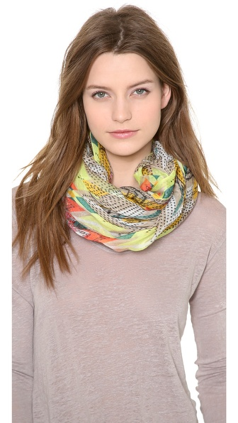Spun Scarves by Subtle Luxury Flashdance Scarf