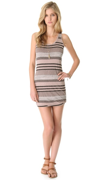 Stateside Boy Stripe Dress