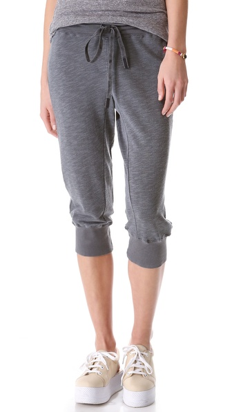 Stateside French Terry Cropped Sweatpants