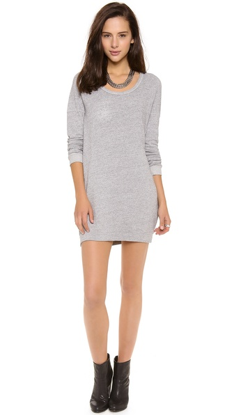 Stateside French Terry Dress