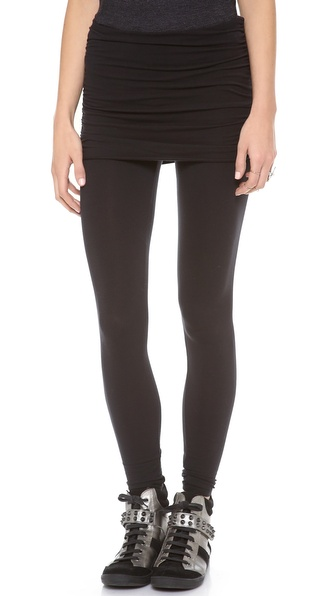 Stateside Fold Over Leggings