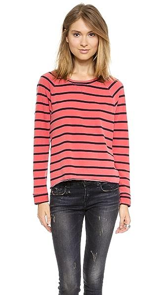 Stateside Striped Pullover