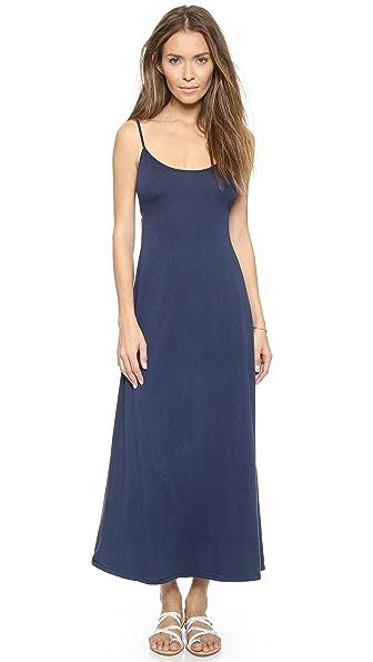 Kupi Stateside haljinu online i raspordaja za kupiti Stateside Low Back Maxi Dress Navy online