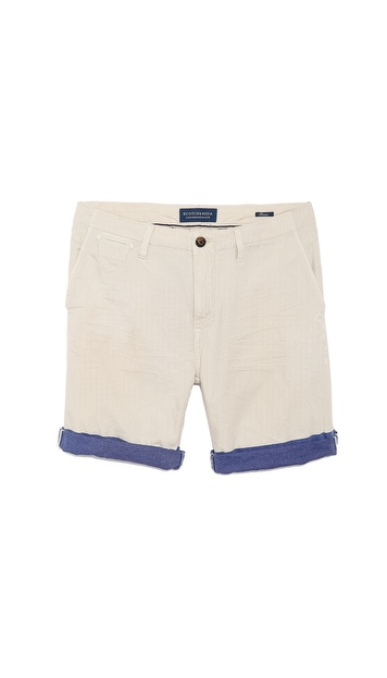 Scotch & Soda Freeman Chino Shorts