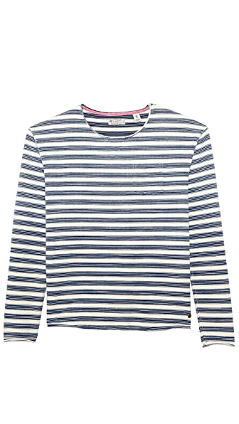 Scotch & Soda Worked Out Shirt