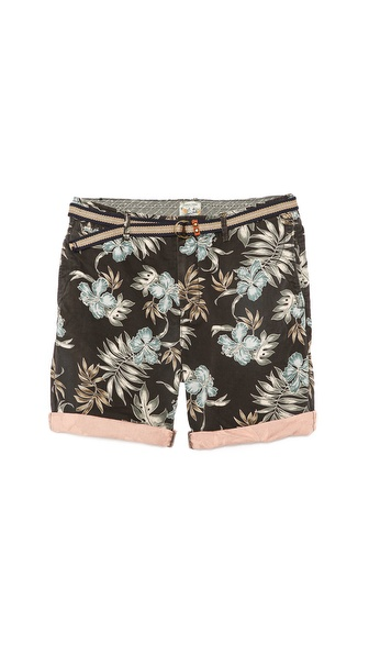 Scotch & Soda Chino Shorts with Belt