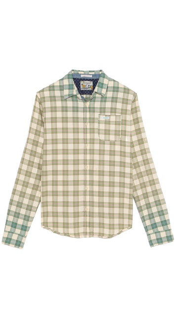 Scotch & Soda Summer Flannel Shirt