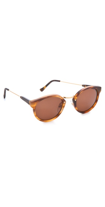 Super Sunglasses Panama Quasimodo Sunglasses