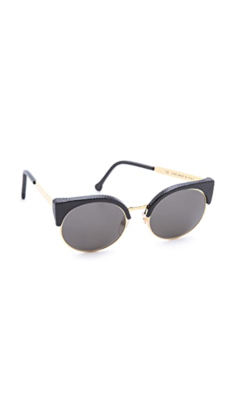 Super Sunglasses Ilaria Lizard Lucia Sunglasses