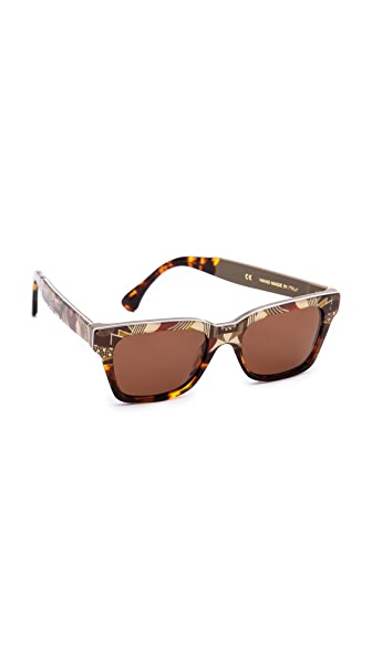 Super Sunglasses America Motiv Sunglasses