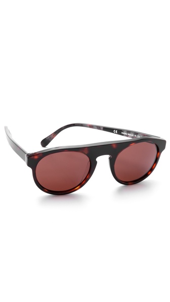 Super Sunglasses Racer Dystopia Sunglasses
