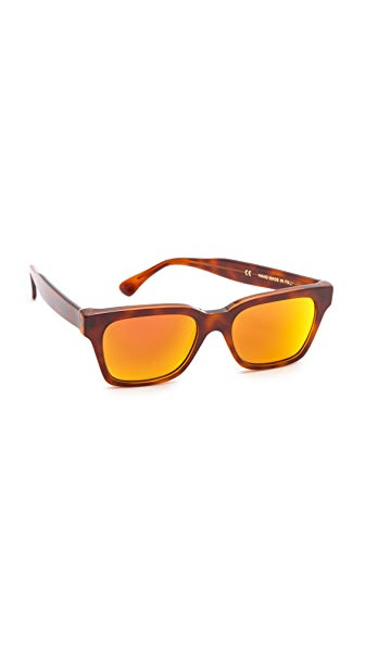 Super Sunglasses Mirrored Cove America Sunglasses