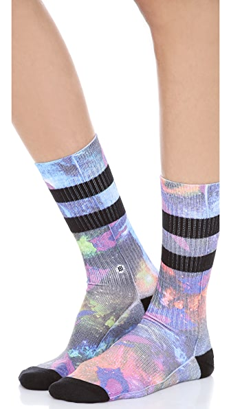 STANCE Athletic Galactacat Socks