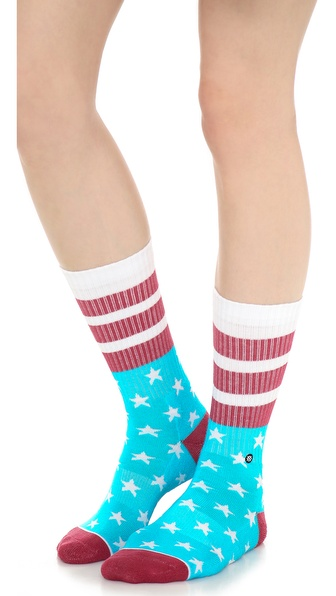 STANCE Americana Tomboy Athletic Socks
