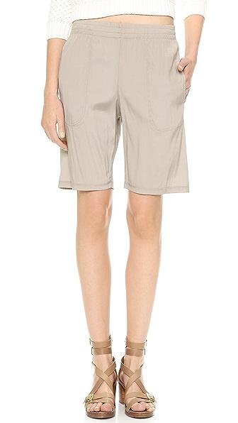 STATEof_ Bermuda Shorts