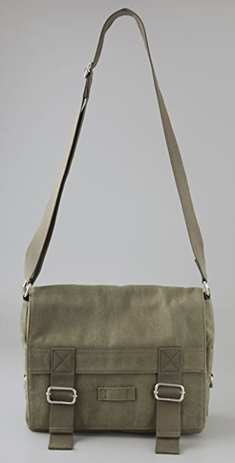 state & lake Army Messenger Bag