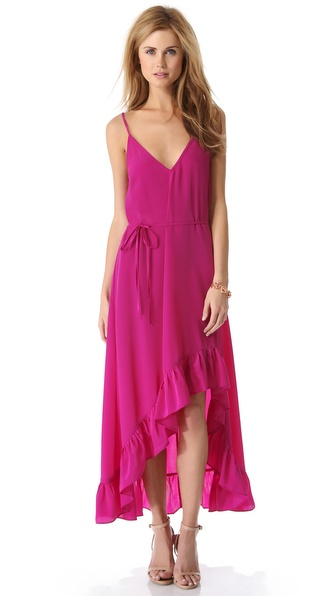 state & lake Wild One Maxi Dress
