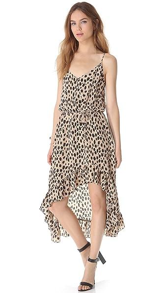 state & lake Wild One Maxi Dress