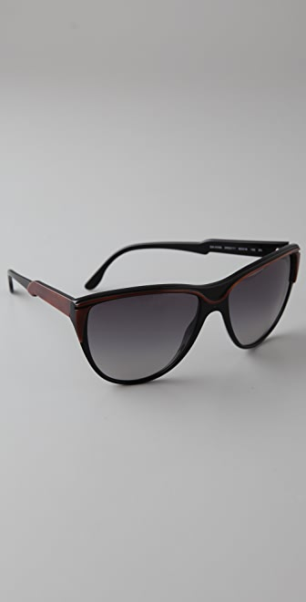 Stella McCartney Drop Cat Eye Sunglasses