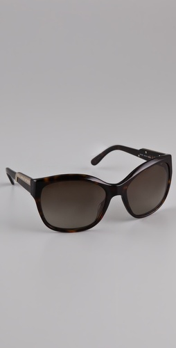 Stella McCartney Soft Square Sunglasses