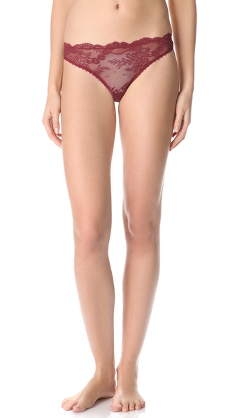 Stella McCartney Julia Tumbling Thong