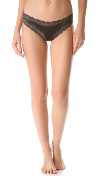 Stella McCartney Clara Whispering Thong