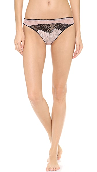 Stella McCartney Ellie Leaping Bikini Briefs