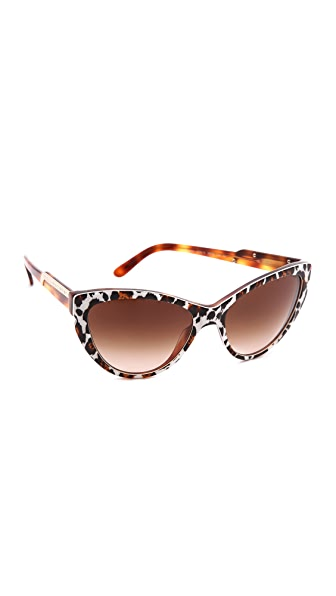 Stella McCartney Cat Eye Sunglasses