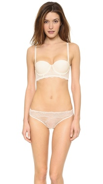 Stella McCartney Minni Sipping Strapless Bra