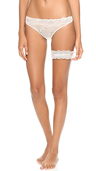 Stella McCartney Minnie Sipping Garter
