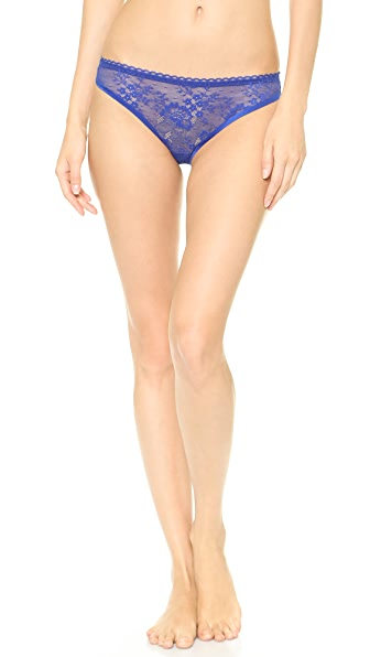 Stella McCartney Stella Lace Thong