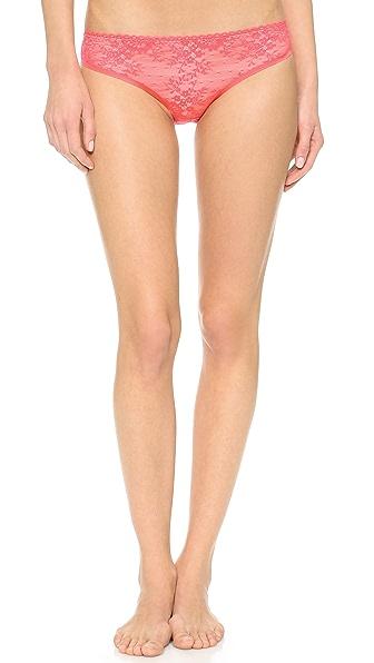 Stella McCartney Stella Lace Bikini Briefs