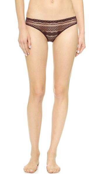 Stella McCartney Alina Playing Bikini Briefs