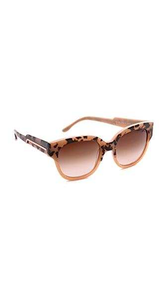 Stella McCartney Tortoiseshell Sunglasses