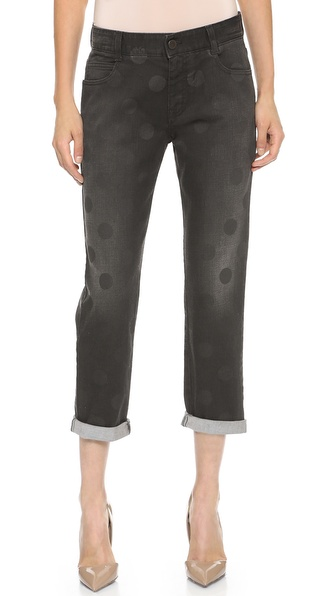Stella McCartney Dotten Tomboy Jeans