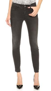 Stella McCartney The Chunky Zip Jeans