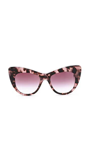 Stella McCartney 猫眼个性太阳镜