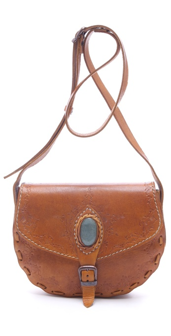Stela 9 Bolsa Mediana Cross Body Bag