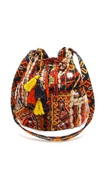 Stela 9 Ganesha Bucket Bag