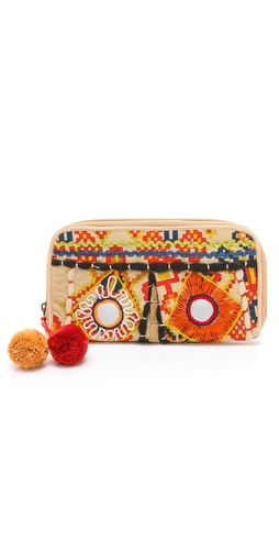 Stela 9 Krishna Wallet at Shopbop / East Dane